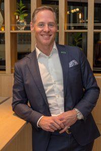 Patrik Isberg, försäljningsdirektör vid HPE Sverige