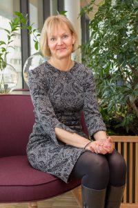 Ledarskap av Anna Granö, Country Manager på Hewlett Packard Enterprise i Sverige