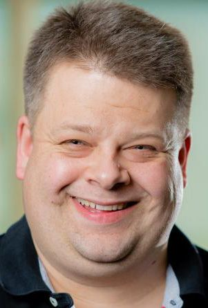 Morten Nyhuus-Eriksen, lagrings- och backupansvarig på Basefarm