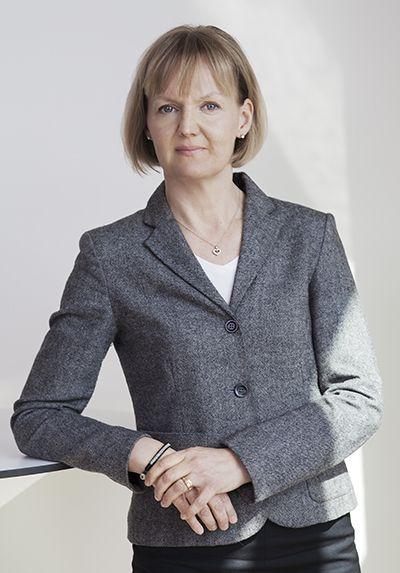 Anna Granö, VD på Hewlett Packard Enterprise