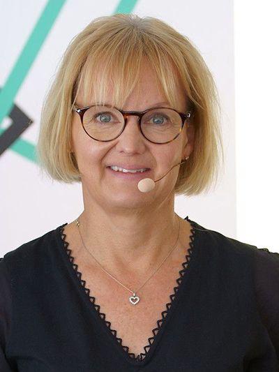 Anna Granö, VD HPE Sverige