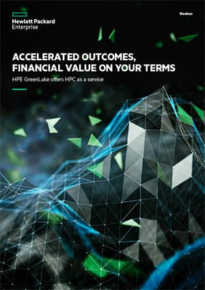 Omslag Accelerated Outcomes, Financial Value On Your Terms