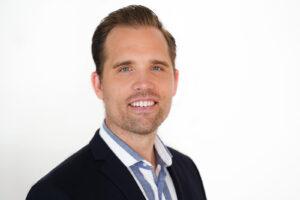 Marcus Bäckrud, Sverigechef på Aruba an HPE Company