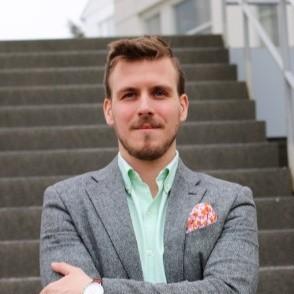 Marcus Ekman, Solution Architect på HPE