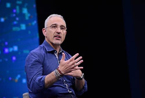 Antonio Neri, CEO på HPE